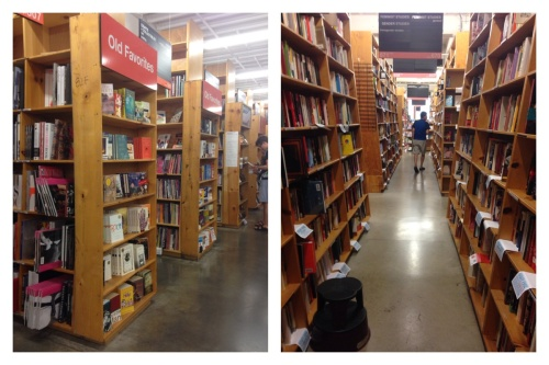 A bookworm's kind of paradise.