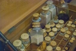 Ship's medicine chest. Slightly related, scurvy is the most common disease in polar expeditions.
